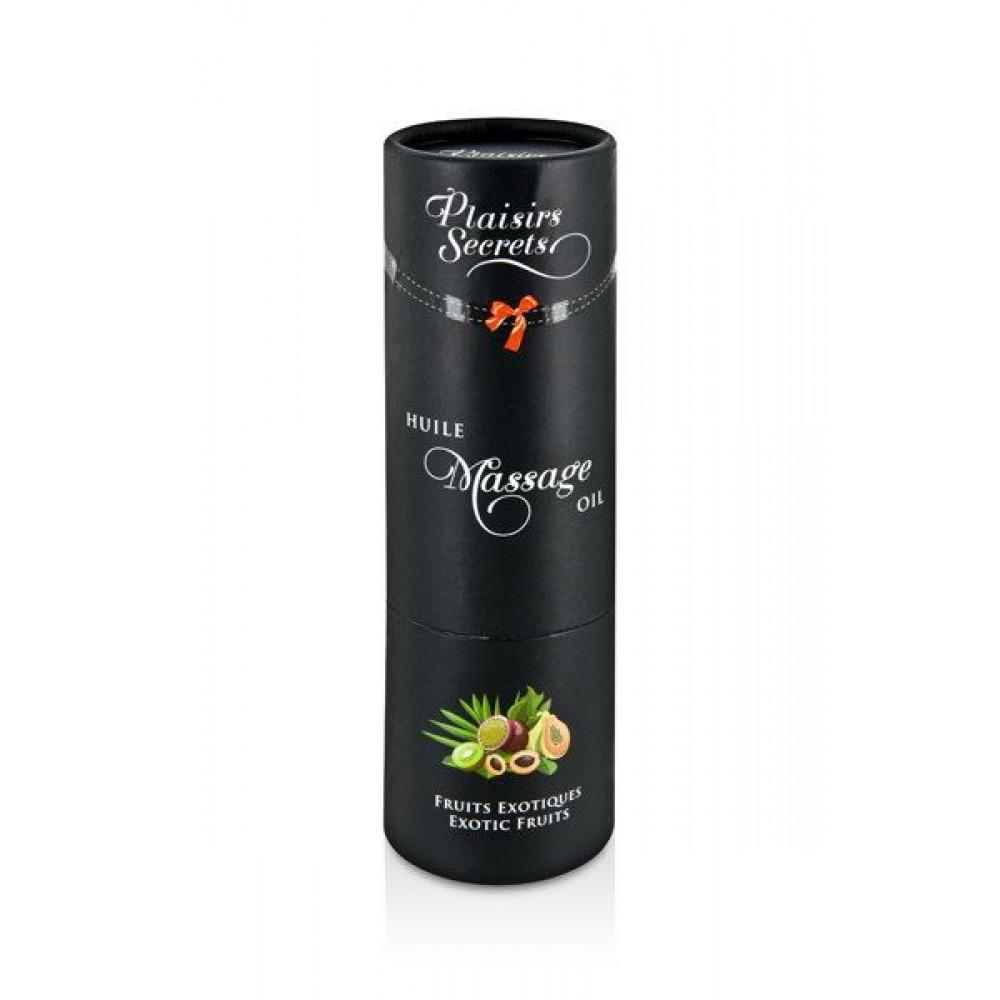 Массажные масла - Массажное масло Plaisirs Secrets Exotic Fruits (59 мл) 2