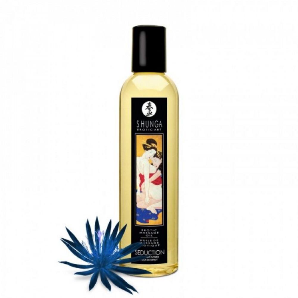 Массажные масла - Массажное масло Shunga - Midnight Flower