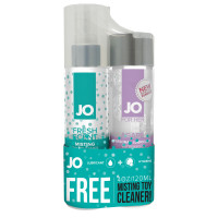 Подарочный набор  System JO Limited Edition - Agape (120 мл) + MistingToy Cleaner (120 мл)