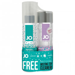 Подарочный набор  System JO Limited Edition - Agape (120 мл) + MistingToy Cleaner (120 мл)