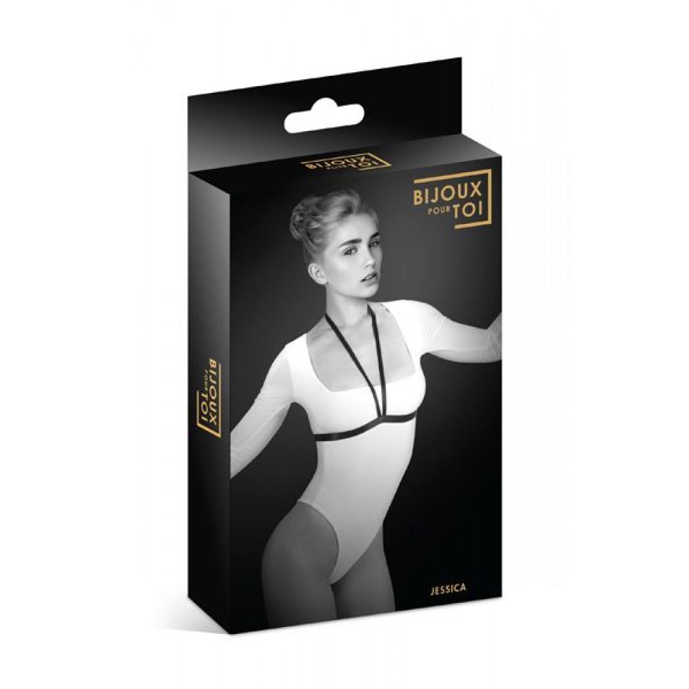 Одежда для БДСМ - Портупея Bijoux Pour Toi - JESSICA 2