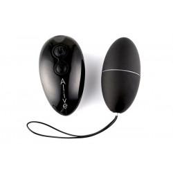 Виброяйцо Alive Magic Egg 2.0 Black