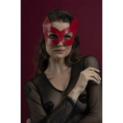 Маска кошки Feral Fillings - Kitten Mask красная