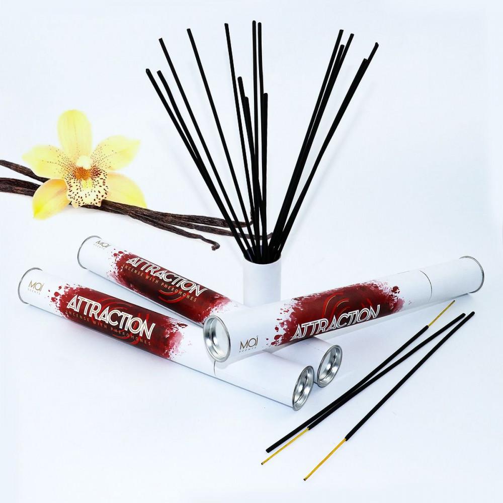 Косметика с феромонами - Ароматические палочки с феромонами MAI Vanilla (20 шт) tube