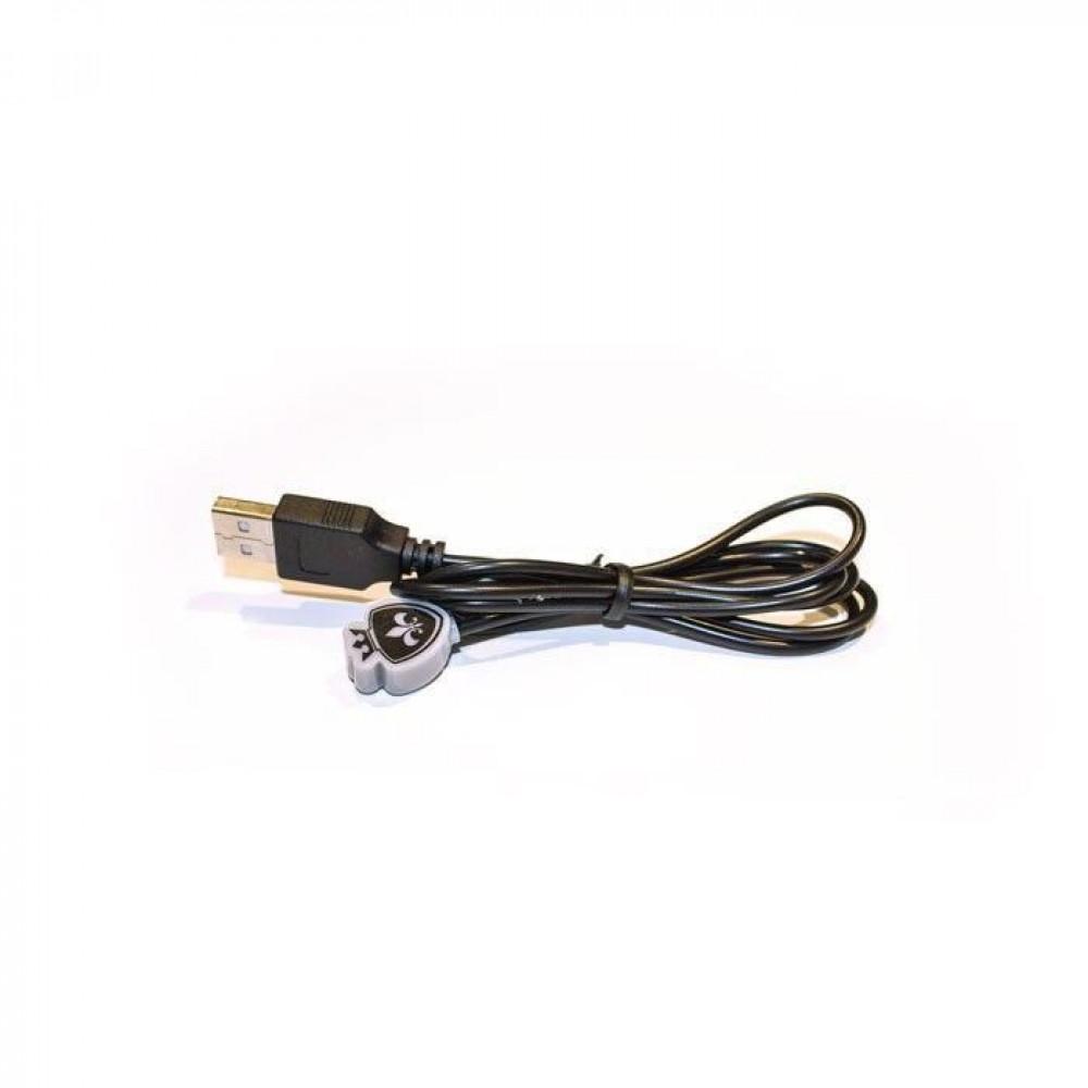 БДСМ аксессуары - Зарядка для вибраторов Mystim USB chargind cable