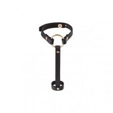 Браслет Bijoux Indiscrets MAZE - Hand Bracelet Harness Black
