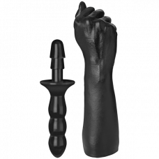 Кулак для фистинга Doc Johnson Titanmen The Fist with Vac-U-Lock Compatible Handle