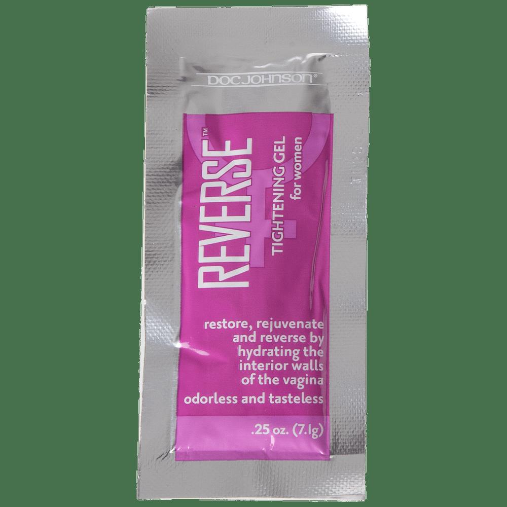 Стимулирующие средства и пролонгаторы - Крем для сужения влагалища Doc Johnson Reverse - Tightening Gel For Women (7 гр)