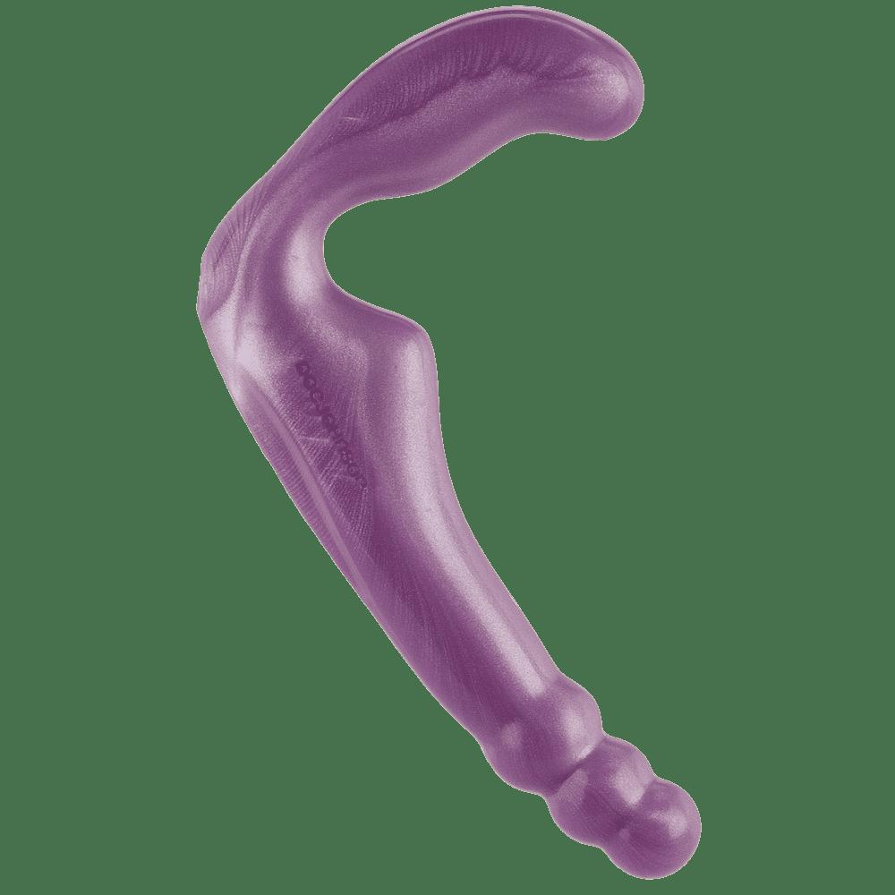 Страпоны безремневые - Страпон Doc Johnson The Gal Pal - Purple