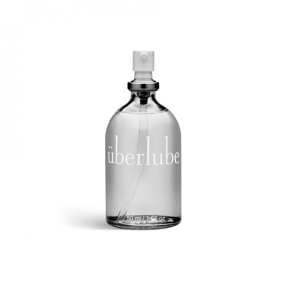 Смазки на силиконовой основе - Лубрикант на силиконовой основе Uberlube (50 мл)