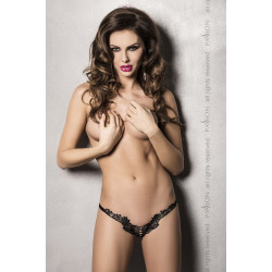 ATHENA THONG black S/M - Passion