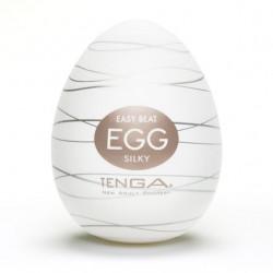 Мастурбатор Tenga Egg Silky (Нежный Шелк)