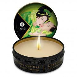 Массажная свеча Shunga MINI - Exotic Green Tea