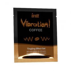 Пробник жидкого вибратора Intt Vibration Coffee (5 мл)