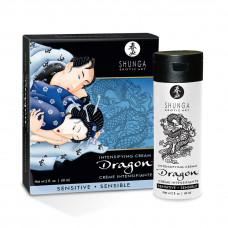Стимулирующий крем для пар Shunga SHUNGA Dragon Cream SENSITIVE (60 мл)