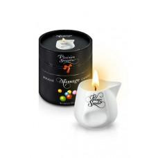 Массажная свеча Plaisirs Secrets Bubble Gum (80 мл)