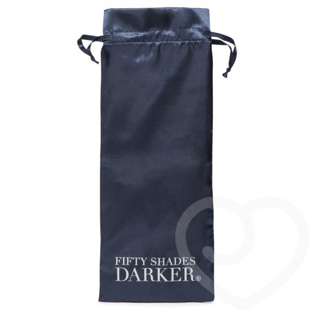 Стимулятор точки G - Вибратор для точки G ВЗРЫВ СТРАСТИ Fifty Shades Darker Official Collection 6