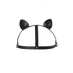 Кошачьи ушки Bijoux Indiscrets MAZE - Cat Ears Headpiece Black
