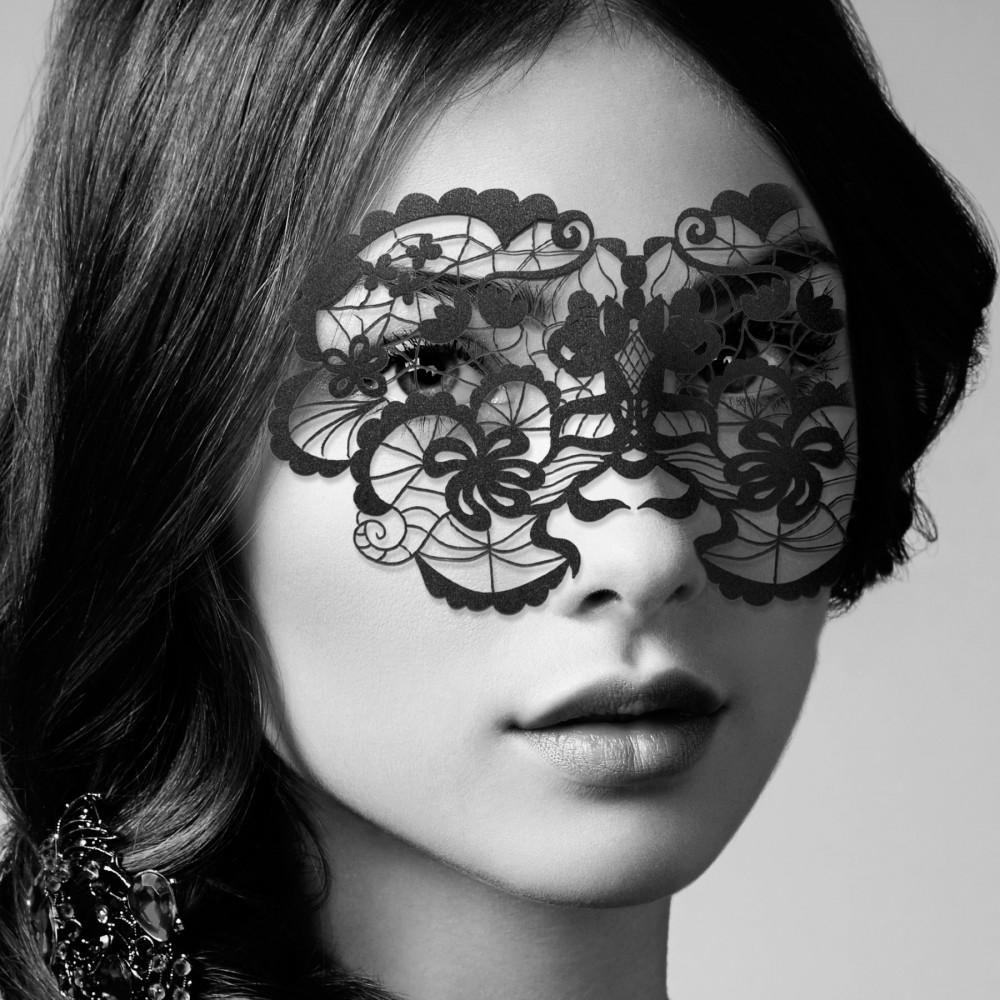 Аксессуары для эротического образа - Маска Bijoux Indiscrets - Anna Mask 1