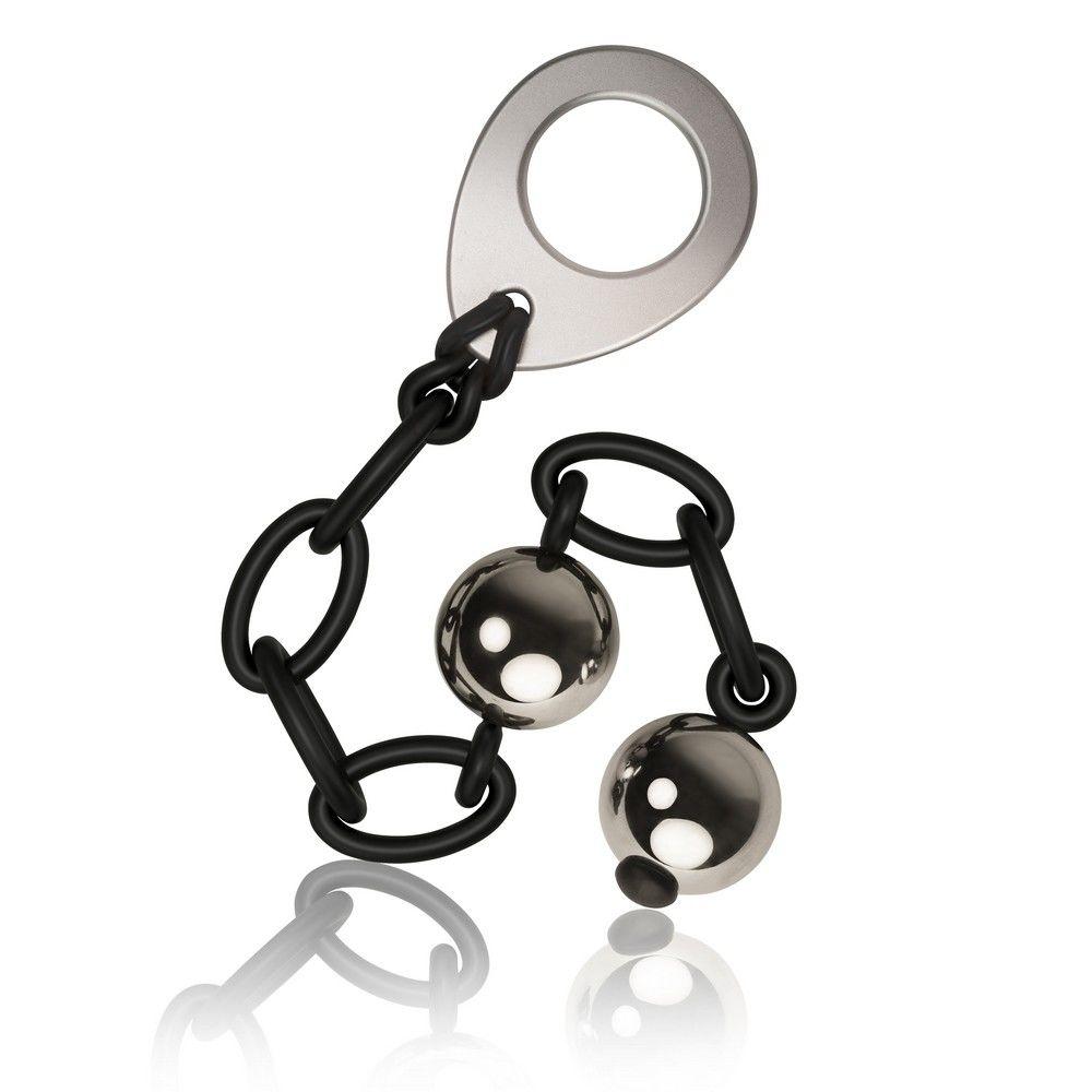Вагинальные шарики - Вагинальные шарики Rocks Off Love in Chains