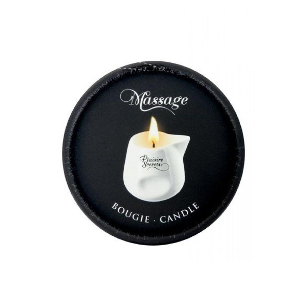 Массажные свечи - Массажная свеча Plaisirs Secrets Peach (80 мл) 1