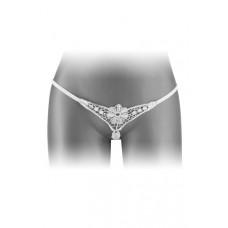 Трусики-стринги Fashion Secret DANUTA White