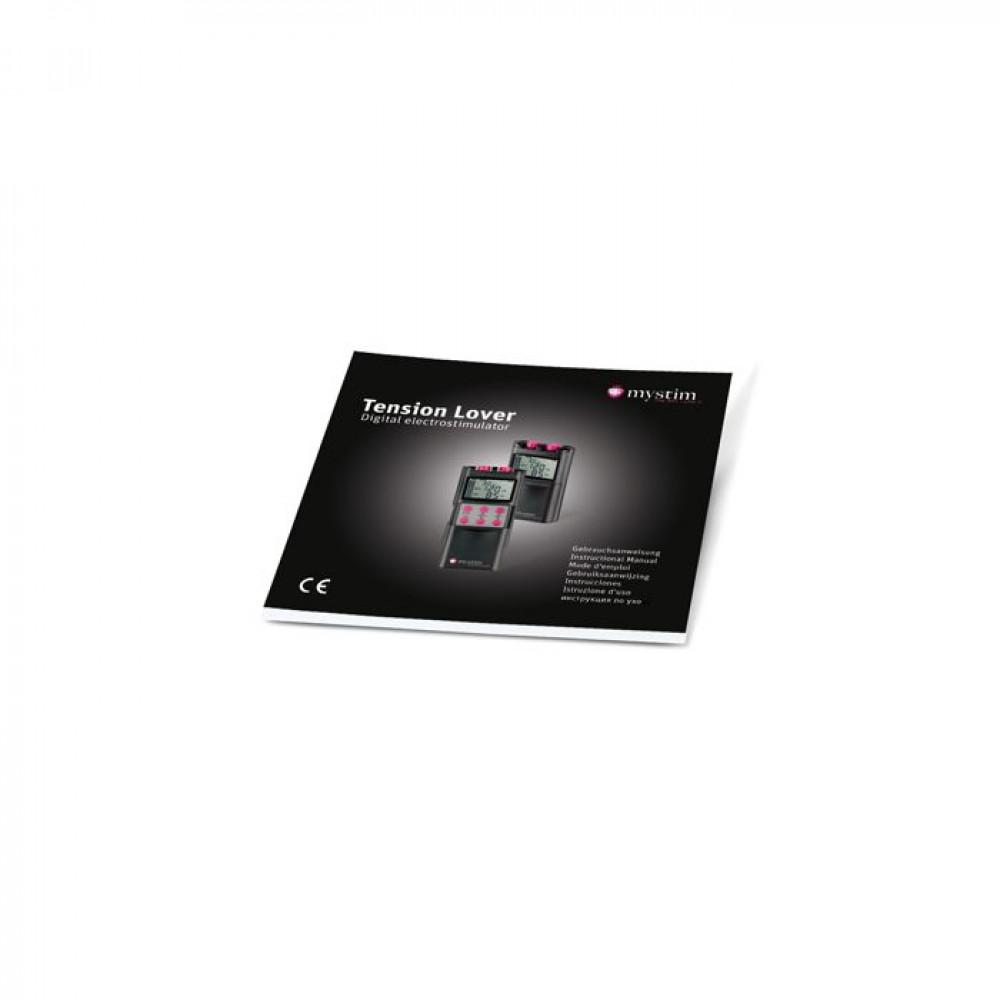 БДСМ электростимуляторы - Электростимулятор Mystim Tension Lover 5