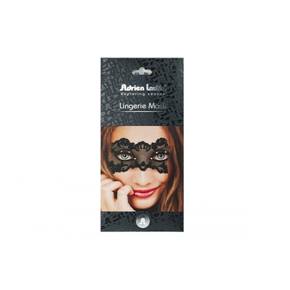Маска для БДСМ - Маска Adrien Lastic Lingerie Mask 1