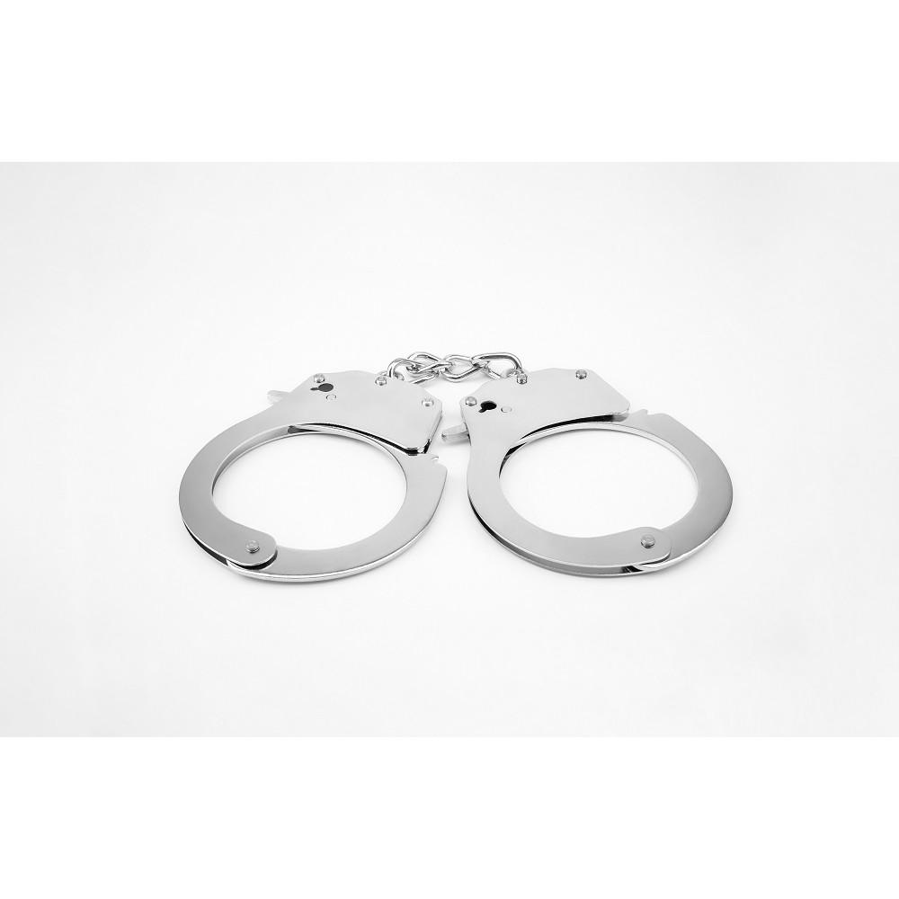 БДСМ наручники - CH43542 НаручникиметалChisaHi-Basic 2