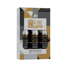Подарочный набор System JO Limited Edition Tri-Me Triple Pack - Gelato (3 х 30 мл)