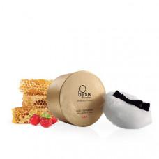 Мерцающая пудра для тела со вкусом земляника и мед, Bijoux Cosmetiques