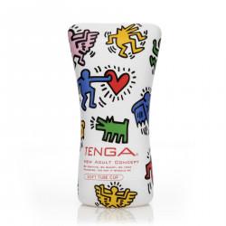 Мастурбатор Tenga Keith Haring Soft Tube Cup