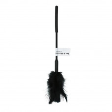 Метелочка Sex And Mischief - Feather Ticklers 7 inch Black