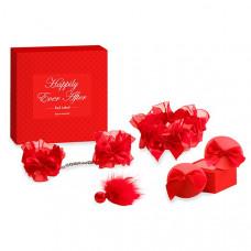 Свадебный набор красный Happily Ever After Bijoux Indiscrets