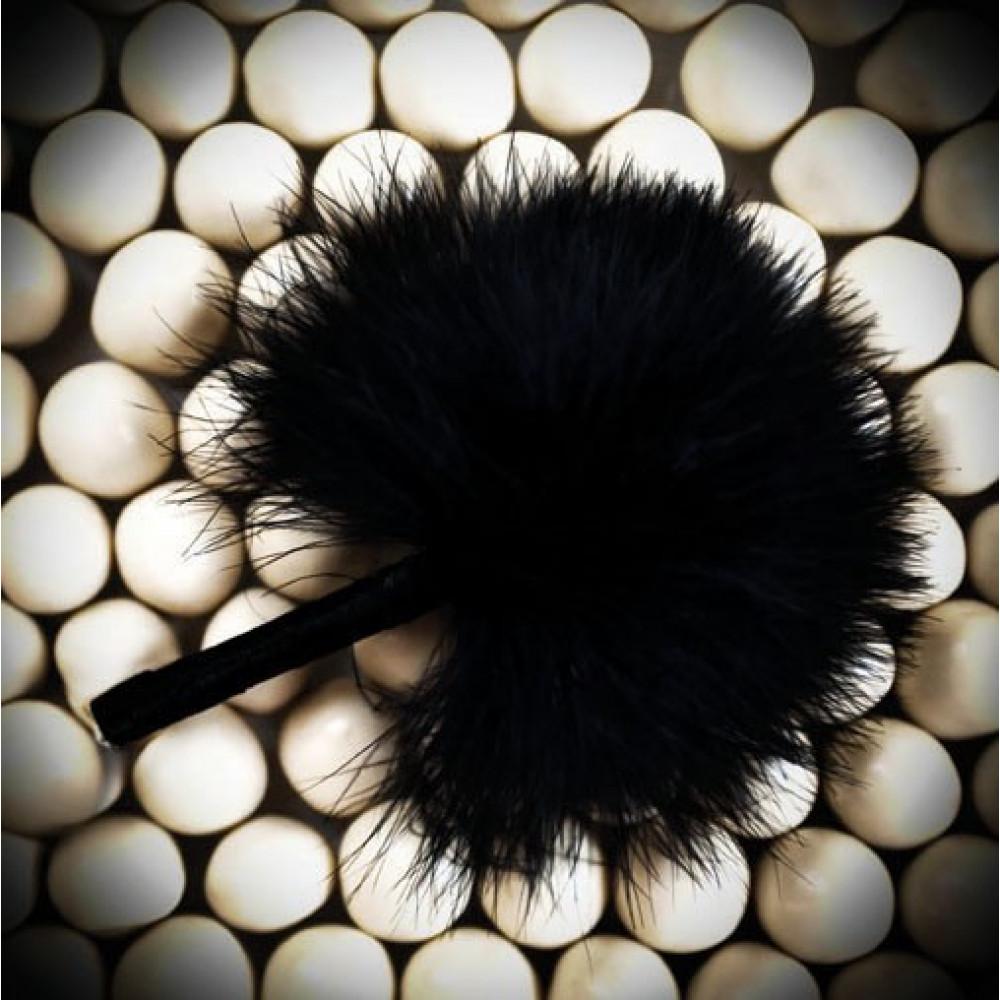 БДСМ плети, шлепалки, метелочки - Перьевая метёлочка Tickle Me Tickler Bijoux Indiscrets 2