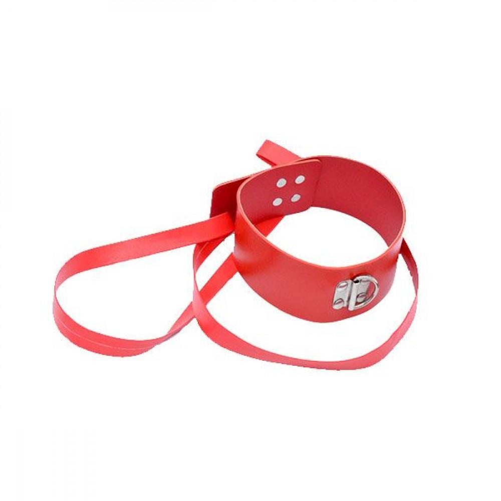 Наборы для БДСМ - Набор MAI BDSM STARTER KIT Nº 75: плеть, кляп, наручники, маска, ошейник с поводком, веревка, зажимы 9