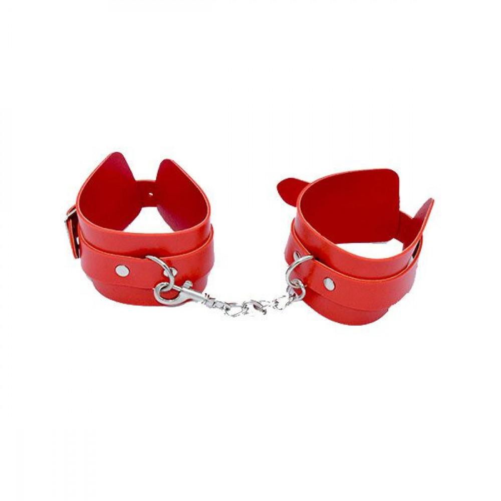 Наборы для БДСМ - Набор MAI BDSM STARTER KIT Nº 75: плеть, кляп, наручники, маска, ошейник с поводком, веревка, зажимы 5
