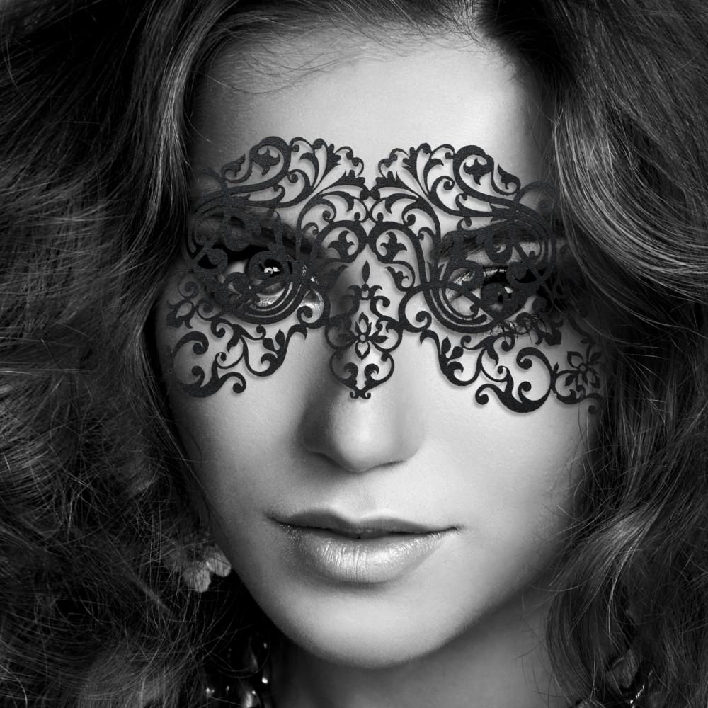 Аксессуары для эротического образа - Маска Bijoux Indiscrets - Dalila Mask 1