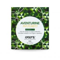 Пробник массажного масла EXSENS Anti-Stress Aventurine Avocado 3мл