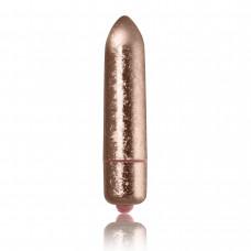 Вибратор Rocks Off RO-120mm Frosted Fleur - Crystal
