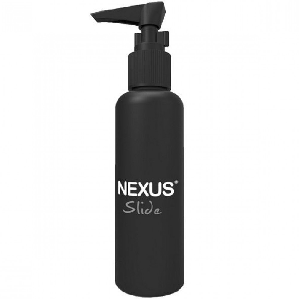 Анальные смазки и смазки для фистинга - Лубрикант Nexus Slide Waterbased (150 мл.)