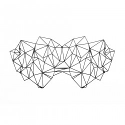 Маска Bijoux Indiscrets - Kristine Mask
