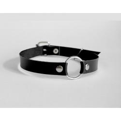 Чокер с кольцом Feral Fillings - O-Ring Collar черный