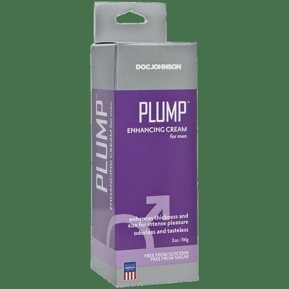 Мужские возбудители - Крем для увеличения члена Doc Johnson Plump - Enhancing Cream For Men (56 гр) 1