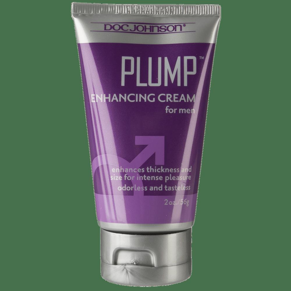 Мужские возбудители - Крем для увеличения члена Doc Johnson Plump - Enhancing Cream For Men (56 гр)