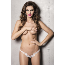 ATHENA THONG white XXL/XXXL - Passion
