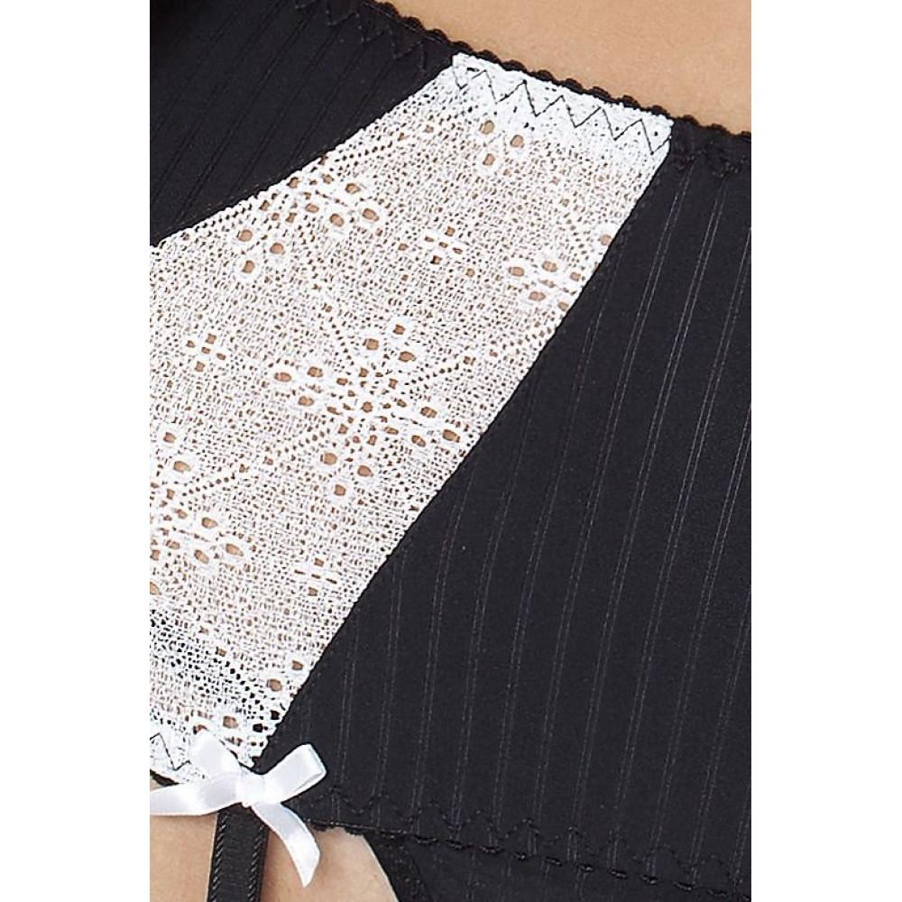 Комплекты больших размеров - LARISA SET black 4XL/5XL - Passion 1