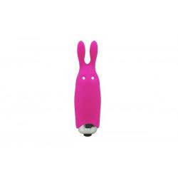 Минивибратор Adrien Lastic Pocket Vibe Rabbit Pink