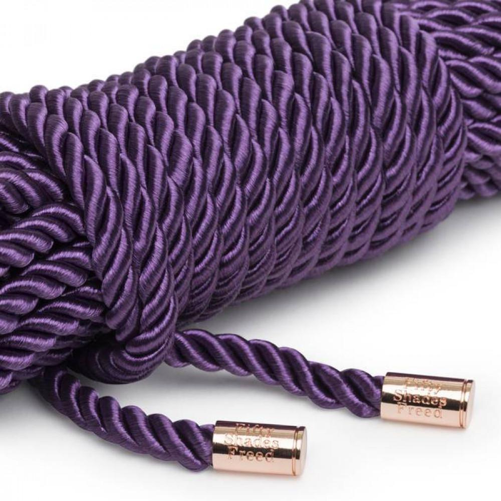 БДСМ наручники - Верёвка для связывания ХОЧЕШЬ ПОИГРАТЬ? Fifty Shades Freed 3