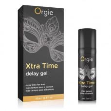 Гель-пролонгатор полового акта X-TRA TIME - 15 мл Orgie (Бразилия-Португалия)